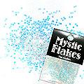 MysticFlakes ダイヤモンド サークル 1mm 0.2g