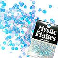 MysticFlakes ダイヤモンド サークル 2mm 0.2g