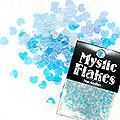 MysticFlakes ダイヤモンド ミニハート 0.2g