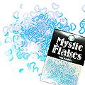 MysticFlakes ダイヤモンド ハート&ムーン 0.2g