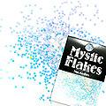 MysticFlakes ダイヤモンド ヘキサゴン 1mm 0.2g
