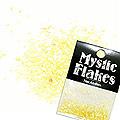MysticFlakes シェル イエロー 0.5g
