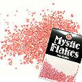 MysticFlakes シェル レッド 0.5g