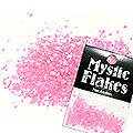 MysticFlakes シェル ピンク 0.5g