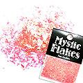 MysticFlakes オーロラピンク 乱切 1g