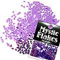 MysticFlakes メタリックダークパープル ティアドロップ 0.5g