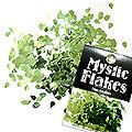 MysticFlakes メタリックLtグリーン ティアドロップ 0.5g