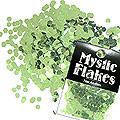 MysticFlakes メタリックLtグリーン ヘキサゴン 2.5mm 0.5g