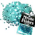 MysticFlakes メタリックエメラルドグリーン サークル 2mm 0.5g