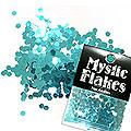 MysticFlakes メタリックエメラルドグリーン ヘキサゴン 2.5mm 0.5g