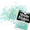 MysticFlakes パールエメラルドグリーン サークル 2mm 0.5g