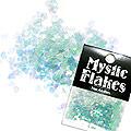 MysticFlakes パールエメラルドグリーン ハート 0.5g