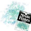 MysticFlakes パールエメラルドグリーン ハート&ムーン 0.5g