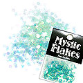 MysticFlakes パールエメラルドグリーン フラワー 0.5g