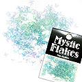 MysticFlakes パールエメラルドグリーン バタフライ 0.5g