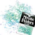 MysticFlakes パールエメラルドグリーン ティアドロップ 0.5g