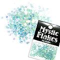 MysticFlakes パールエメラルドグリーン ヘキサゴン 2.5mm 0.5g