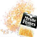 MysticFlakes パールオレンジ サークル 2mm 0.5g