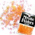 MysticFlakes パールオレンジ バタフライ 0.5g