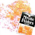 MysticFlakes パールオレンジ ヘキサゴン 2.5mm 0.5g