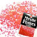 MysticFlakes パールレッド ティアドロップ 0.5g