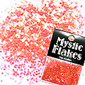 MysticFlakes パールレッド ヘキサゴン 1mm 0.5g