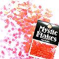 MysticFlakes パールレッド ヘキサゴン 2.5mm 0.5g