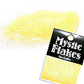 MysticFlakes オーロライエロー ラメシャイン 0.5g
