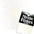 MysticFlakes オーロラホワイト ラメシャイン 0.5g