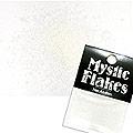 MysticFlakes カメレオンクリアブルー ラメシャイン 0.5g