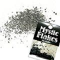 MysticFlakes シェル ブラック 0.5g
