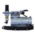 AIRTEX コンプレッサーAPC001R (270x140x220mm) 0.38Mpa