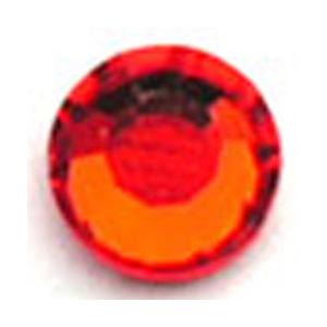 MysticFlakes ラインストーン レッド 3mm /40P