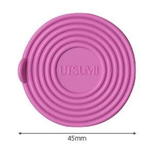 UTSUMI ステリライザーパッド ピンクミルク