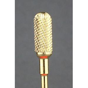 チタンゴールド オーバルカーバイド 左利用 ミディアム