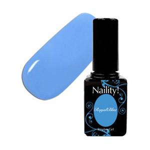 Naility! ステップレスジェル 127 ロイヤルブルー 7g