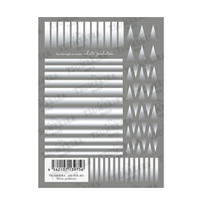 TSUMEKIRA White gradation NN-STA-301
