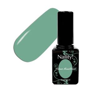 Naility! ステップレスジェル 329 ベロアモスグリーン 7g