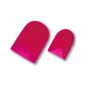 BEAUTY NAILER ソークオフキャップ SCAP-6 ピンク