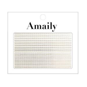 Amaily ネイルシール NO.5-20 飾りラインS