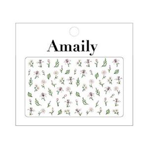 Amaily ネイルシール No. 1-16 ボタニカル