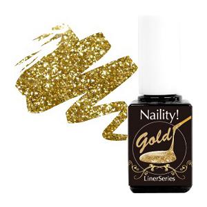 Naility! ステップレスジェル L26 ライナーゴールド 7g