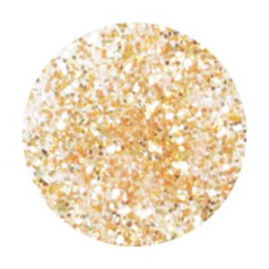 BEAUTY NAILER 純銀グリッター SGP-1 ゴールド 0.05mm /2g