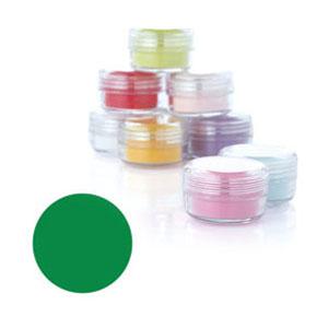 Fleurir カラーパウダー GR-M グリーン 4g