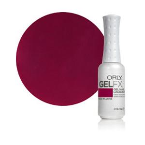 ORLY ジェル FX ネイルラッカー 30076 レッドフレア 9mL