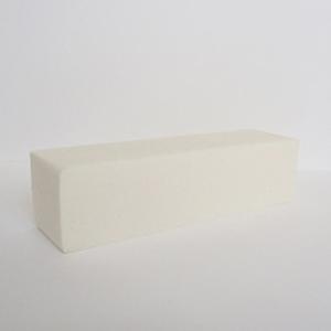 ホワイトブロック 25x25x95mm