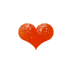 Naility! アクリルカラーパウダー ラメオレンジ 3g