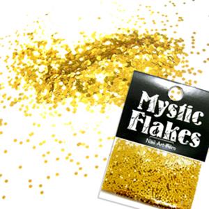 MysticFlakes メタリックDG サークル 1mm 0.5g