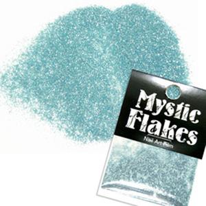 MysticFlakes メタリックLtブルー ラメシャイン 0.5g