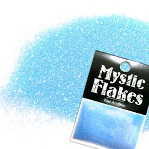 MysticFlakes オーロラブルー ラメシャイン 0.5g